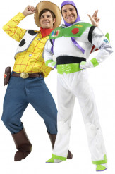Costume coppia Woody et Buzz Lightyear Toy Story™
