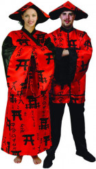 Costume coppia cinese