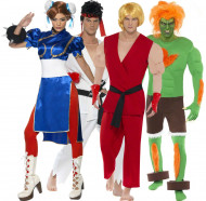 Costume gruppo Street fighter IV™