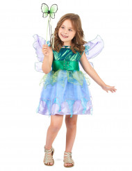 Costume fatina delle farfalle bambina