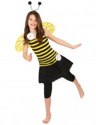 Costume da ape con margherite per bambina