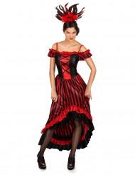 Costume ballerina cabaret donna