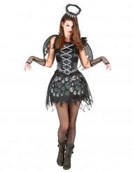 Costume angelo gotico donna