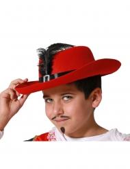 Cappello moschettiere bambino