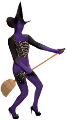 Costume Morphsuits™ strega donna