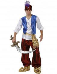Costume principe arabo uomo
