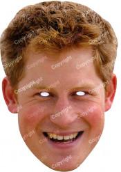 Maschera Principe Harry