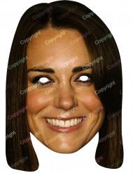 Maschera Kate Middleton