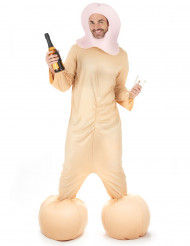 Costume pene adulto