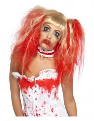 Parrucca manga Halloween donna