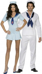 Costume coppia marinai