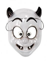 Maschera demone bambini Halloween