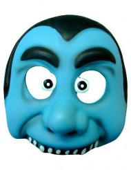 Maschera vampiro blu bambini Halloween