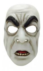 Maschera vampiro grigio per adulti Halloween