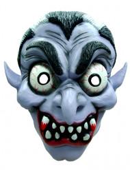 Maschera vampiro adulto per Halloween