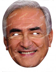 Maschera Dominique Strauss Kahn