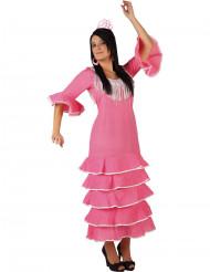 Costume ballerina di flamenco donna