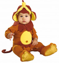 Costume scimmia bebè