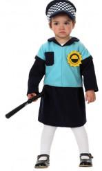 Costume poliziotto bebè
