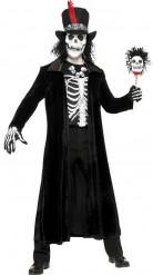 Costume stregone voodoo adulto Halloween