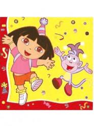 20 tovaglioli di carta Dora l