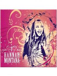 20 tovaglioli di carta Hannah Montana™