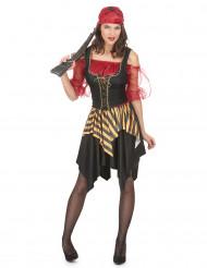 Costume pirata sensuale per donna