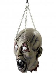 Decorazione testa appesa Halloween