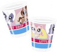 8 bicchieri Pet Shop™