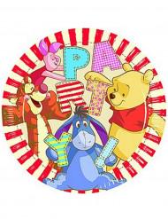 8 piatti Winnie Alphabet™