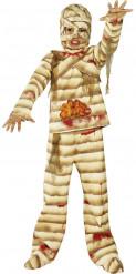 Costume mummia bambino Halloween
