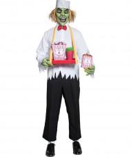 Venditore di pop corn zombie