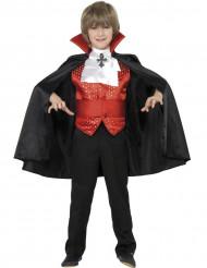 Costume vampiro per bambino Halloween