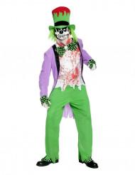 Costume clown malefico adulti Halloween