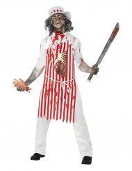 Costume macellaio zombie adulti Halloween