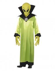 Costume Alieno malvagio adulto Halloween