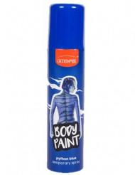Spray per capelli e corpo di colore blu