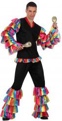 Costume ballerino di rumba adulto