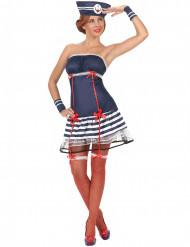 Costume marinaia sexy donna adulto