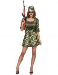 Costume militare sexy adulti