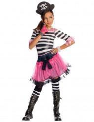 Costume gotico bambina Dark Rose