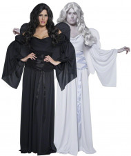 Costume coppia angeli Halloween