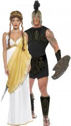 Costume coppia Achille ed Elena di Troia™