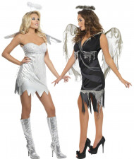 Costume coppia angeli