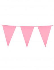 Ghirlanda bandiere rosa