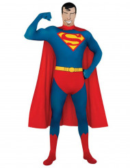 Costume seconda pelle Superman™ adulto
