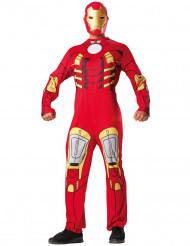 Costume Iron Man™ adulto con maschera