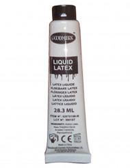Trucco in lattice liquido bianco 28 ml adulto