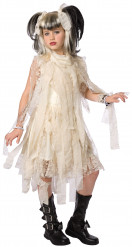 Costume mummia gotica bambini