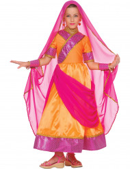 Costume principessa bollywood bambina